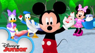 Happy Valentines Day From Mickey And Friends! 💞 | Mickey Mouse Clubhouse | Disney Junior
