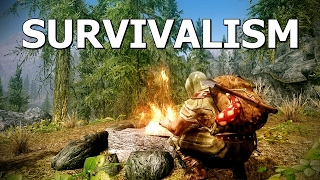 Survivalism Mods for Skyrim