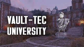 Vault-Tec University & the Murderous Sabotage - Fallout 76 Lore