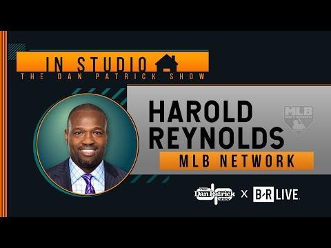 Harold Reynolds Talks Yankees-Astros, Juiced Balls, Trout & More w/Dan Patrick | Full Interview
