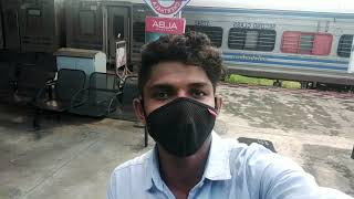 TRAIN JOURNEY  || ALLEPPEY TO COIMBATORE. ||