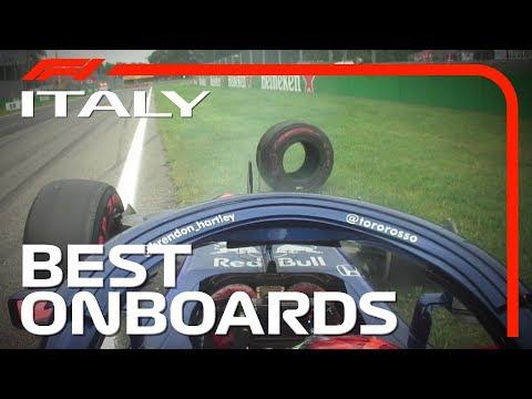 Best Onboards | 2018 Italian Grand Prix