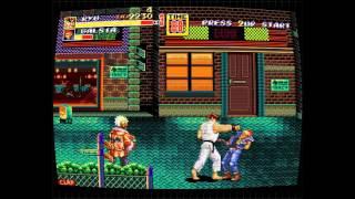 Streets of Rage 2 (5 MODS - Sega Mega Drive Classics Hub)