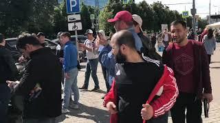 Ураза Байрам в Москве | 15.06.2018 | Россия | Ислам | рамадан