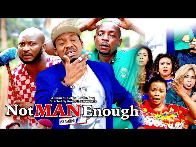 Not Man Enough (Part 1)