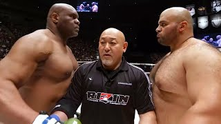 Bob Sapp (USA) vs Osunaarashi Kintaro (Egypt) | MMA Fight, HD