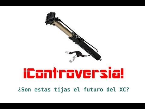 ¡Controversia! ¿Son las tijas telescópicas el futuro del XC? | MTB