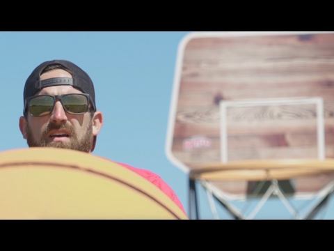 Giant Basketball Trick Shots | Dude Perfect