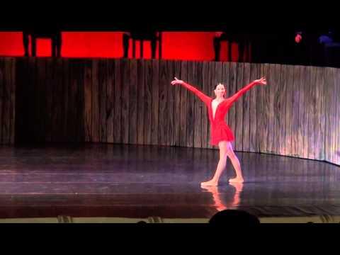 Кармен Сюита, Кармен - Наталья Мацак (Carmen Suite ,N.Matsak)