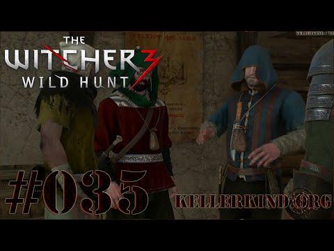 The Witcher 3 [HD|60FPS] #035 Ein Königreich für einen Händler ★ Let's Play The Witcher 3