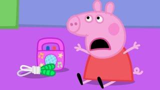 Peppa Pig en Español - ¡Diversión en el aula! - Dibujos Animados