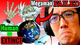 Game Theory: How Mega Man DOOMED Humanity!【Reaction】Singaporean Fan Boy React To《The Game Theorists》