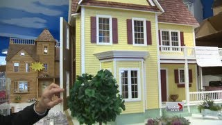 Tour Of The Little Dollhouse Company