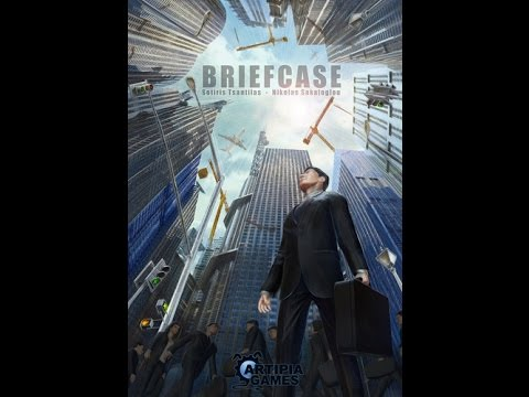 The Purge: # 1017 Briefcase: Another deck builder but this time in a business environment