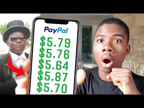 Užsidirbkite pinigų internete naudodamiesi programa