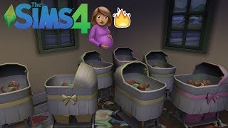 ABLE TO CHOOSE HOW MANY BABIES CHEAT | SIMS 4 CHEATS