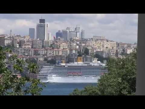 Costa Mediterranea, Cruise Oost Middelandse en de Zwarte zee 2013