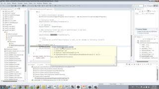 Java Programming - java.lang.NullPointerException