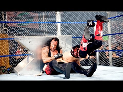 Undertaker Vs Edge TLC Career Vs Title Full Match HD ~ WWE One Night Stand 2008