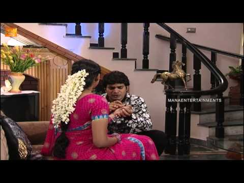 Chi. La. Sow. Sravanthi (చి ॥ ల ॥ సౌ ॥ స్రవంతి ) Daily Telugu Serial - Episode 5