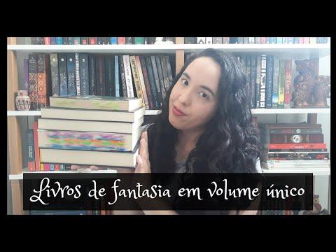 Fantasias em volume único | Um Livro e Só