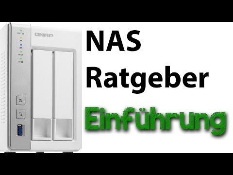 NAS Ratgeber - Einführung - Ein NAS fürs Heimnetzwerk?