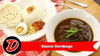 Cara Membuat Rawon, Makanan Khas Jawa yang Nikmat!