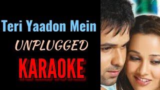 Teri Yaadon Mein / Phirta Rahoon - Unplugged   - YouTube