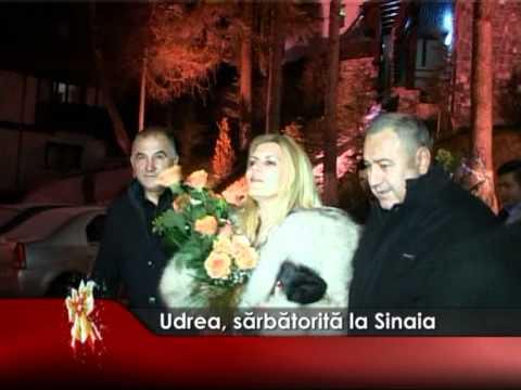 Udrea, sărbătorită în Sinaia