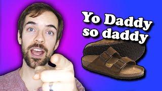 "Why ""Yo Daddy"" jokes don't work (YIAY #577)"