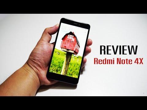 รีวิว : Xiaomi Redmi Note4x มือถือสเปคแรงราคาคุ้ม 18+