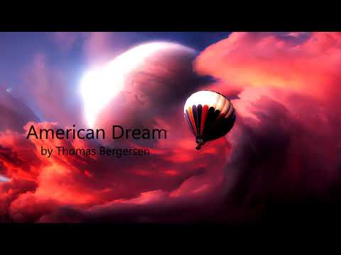 Thomas Bergersen - American Dream (Guitar cover)