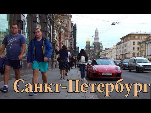 Санкт-Петербург. Интересные факты о Питере 4К
