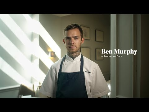 Ben Murphy at Launceston Place - The UK's Top Chefs