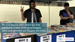 FREE COMIC BOOK DAY @ Hi De Ho Comics