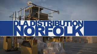 DLA Distribution Norfolk: We Have the Watch