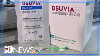 FDA says OK to drug 10x more powerful than fentanyl