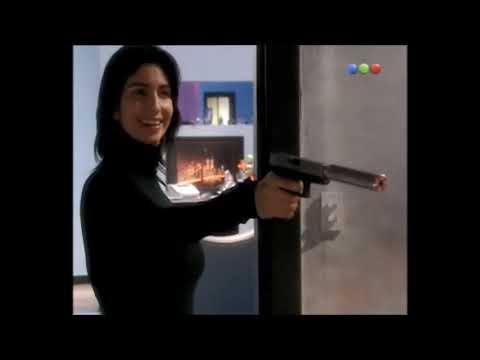 Woman Kills Man - Silencer Gun
