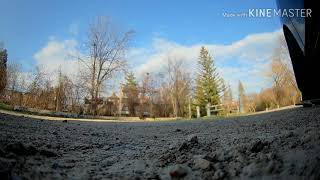 Fpv cruising with the lightweight 3inch freestyle race drone.