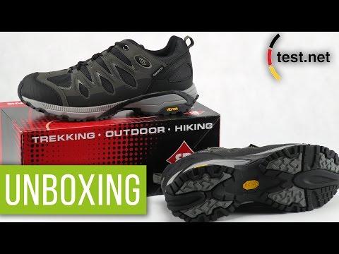 Brütting  Expedition Schuhe (Unboxing)   test.net