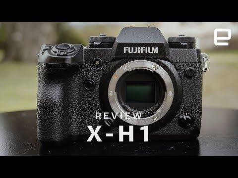 Fujifilm X-H1 mirrorless camera Review