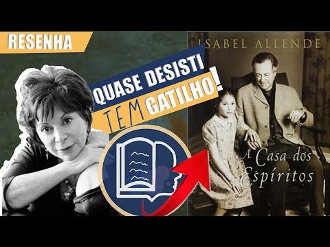 #resenha || A CASA DOS ESPIRÍTOS ||  Anna Lima