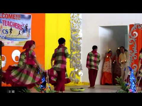 sakuting folk dance mp3 download
