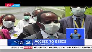 Kenya Seed Company: We have enough seed for everyone in the country
