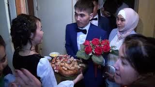 Свадьба Акжигит и Гулиза Часть 1