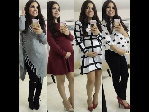 LOOKBOOK OUTFITS para embarazada FT She In