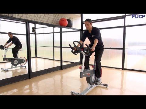 PUCP - Comienza a hacer actividad física en una bicicleta de interior