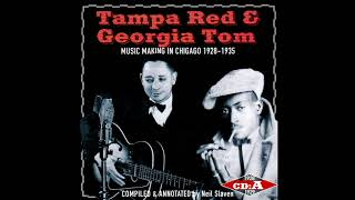 Tampa Red and Georgia Tom  - It's tight like that (1928)