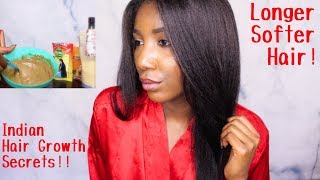 Ayurvedic Deep Conditioner Mix For Softer, Longer Hair | Simply Subrena