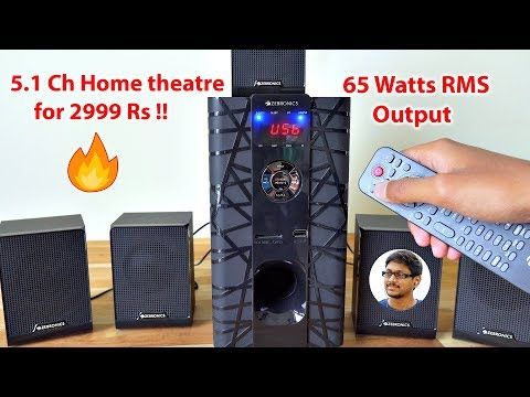 Best Budget 5.1 Home Theater Multimedia Speakers Review…